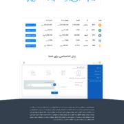 طراحی سایت خرید و فروش ارز دیجیتال ارز برتر